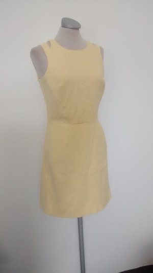 Next Etuikleid Gr. UK 6 EUR 34 gelb Sommer Kleid