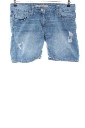 Next Pantaloncino di jeans blu stile casual