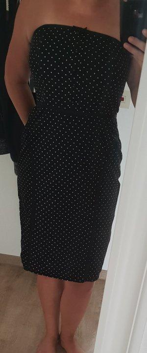 next Kleid mit Pünktchen