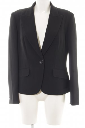 Next Blazer corto negro estilo «business»