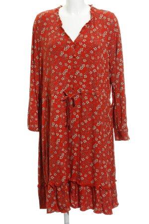 Next Vestido de manga larga estampado floral estilo romántico