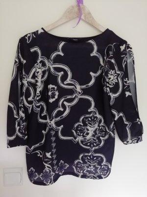 NEXT leichte elegante bluse mit schlitzen 36