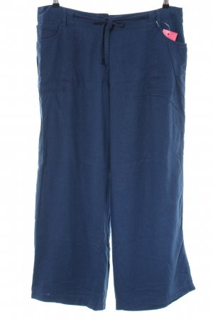 Next Leinenhose blau Casual-Look
