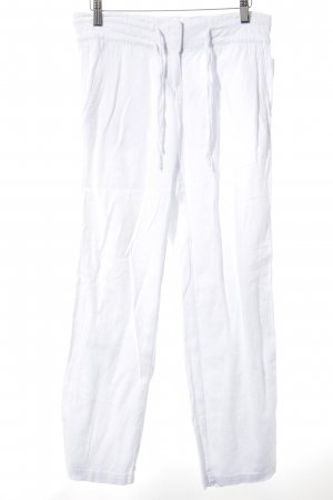 Next Linen Pants white casual look