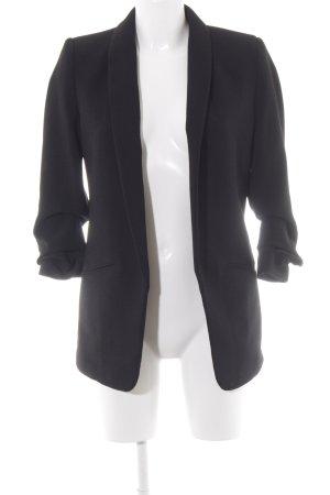 Next Blazer largo negro estilo «business»