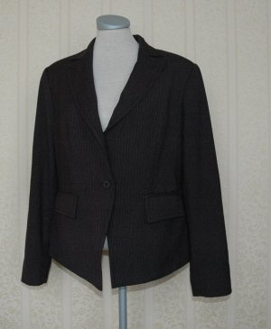 Next Petite Blazer kurz Gr. UK 16 EUR 44 D 42 Büro business
