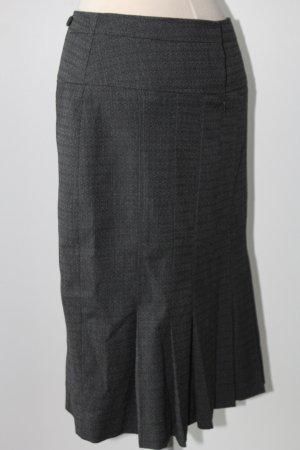 Next Falda de tubo gris antracita