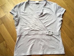 Next Shirt mit V- Ausschnitt, Gr. 46
