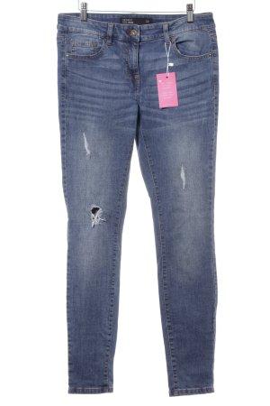 Next Skinny Jeans blau Casual-Look