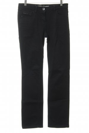 Next Stretchhose schwarz Casual-Look