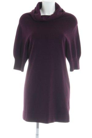 Next Strickkleid violett-lila Casual-Look