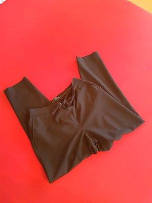 NEXT tapered black pants Schwartz hose