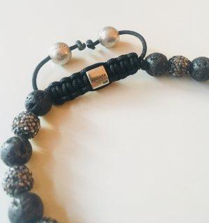 NIALAYA Armband für Männer - MENS CLASSIC - 925 SILBER