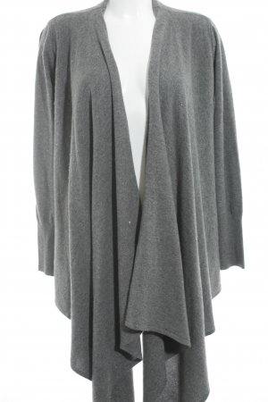 Nice Connection Cardigan grau Casual-Look