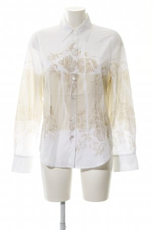 Nice Connection Hemd-Bluse florales Muster Casual-Look