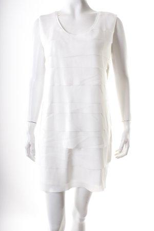 Nice Connection Kleid wollweiß klassischer Stil