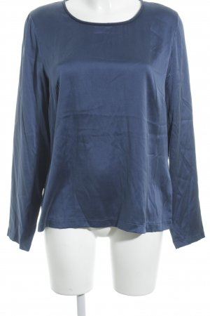 Nice Connection Langarm-Bluse blau Elegant