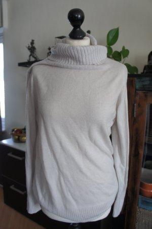 NICE CONNECTION Pullover Größe 42 NEU Kaschmir Rollkragen