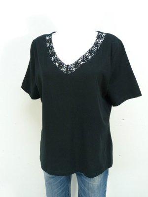 Nice Connection Shirt Gr.40/46 Modern/Chic Schwarz