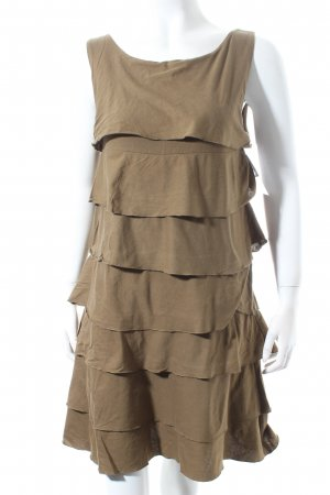 Nice Connection Strandkleid khaki Beach-Look