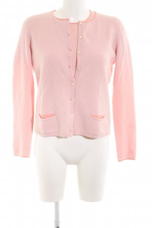 Nice Connection Strick Twin Set pink Casual-Look