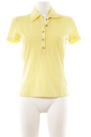 Nice Connection Camiseta amarillo look casual