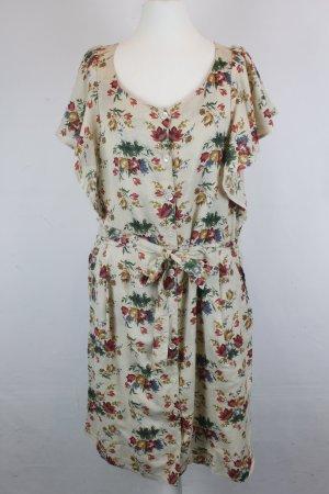 NICE THINGS Kleid Gr. 42 Flower Print NEU mit Etikett