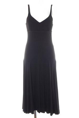 niceconnection A-Linien Kleid schwarz Elegant