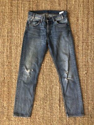Levi's Jeans a 7/8 multicolore Cotone