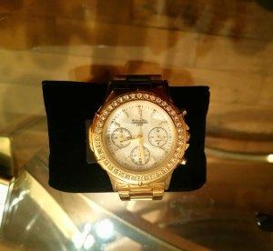Nick van Hill Armbanduhr gold