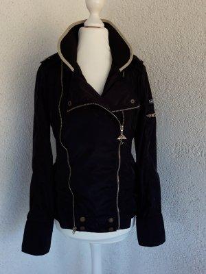 Nickelson coole Jacke schwarz Gr.36/S top