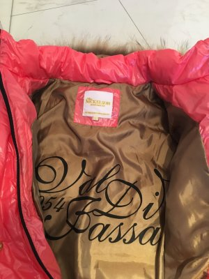 Nickelson Jacke Farbe Lachs Gr M