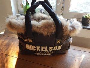 Nickelson Tasche mit Fell