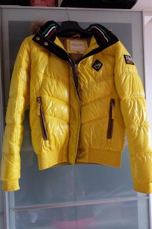Nickelson Winterjacke in Gelb