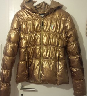Nickelson Winterjacke in gold