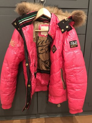 Nickelson Winterjacke Pink