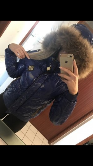 Nickelson Winterjacke - XXL Fellkapuze - Größe M - Kunstfell