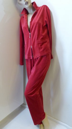 taubert Leisure suit dark red