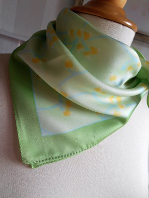 Foulard multicolore polyester
