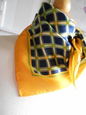 Neckerchief multicolored polyester