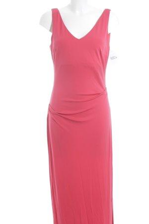 Nicole Miller Abendkleid pink Elegant