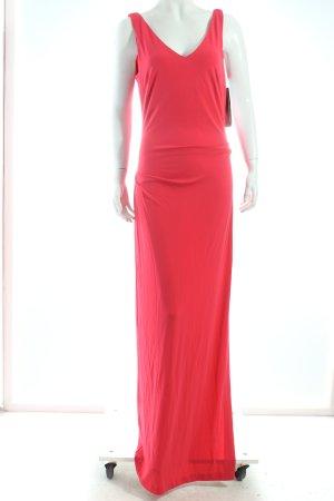 Nicole Miller Abendkleid pink Eleganz-Look