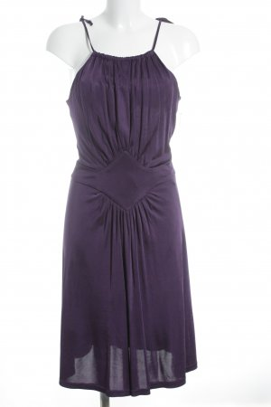 Nicowa Abendkleid dunkelviolett Elegant