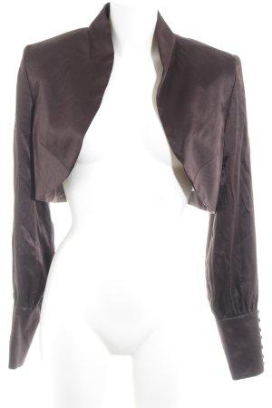 Nicowa Bolero dark brown simple style