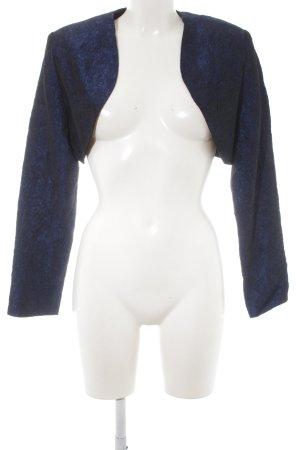 Nicowa Bolero black-blue elegant