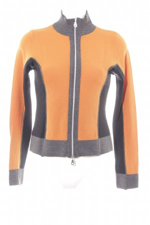 Nicowa Cardigan Colourblocking Casual-Look