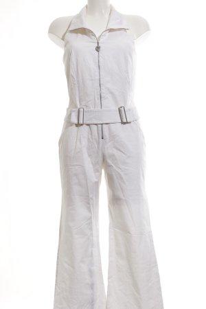 Nicowa Tuta bianco stile semplice