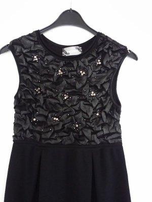 Nicowa Kleid schwarz