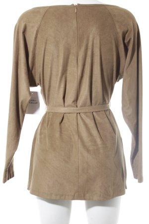 Nicowa Longshirt beige Casual-Look
