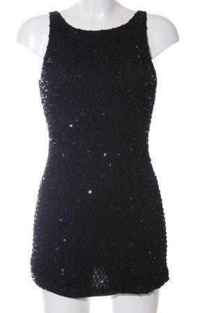 Nicowa Minikleid schwarz Elegant